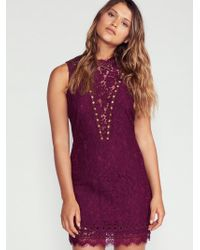 Free People | Cherie Bodycon Dress | Lyst