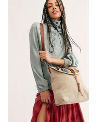Free People - Sunset Serape Convertible Backpack - Lyst