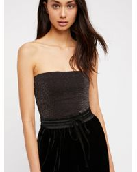 Free People - Seamless Sparkle Tube - Lyst