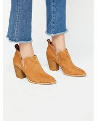 Free People - Santiago Ankle Boot - Lyst
