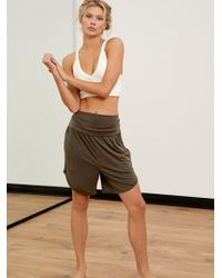 Free People Rebound Short By Fp Movement