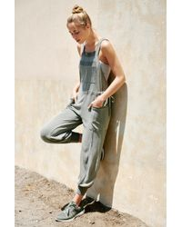 Free People Jump Start Jumpsuit By Fp Movement