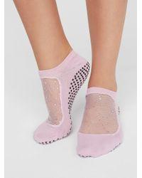 Free People - Moon Dust Yoga Sock By Shashi - Lyst