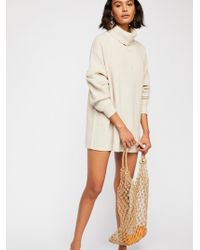 Free People - Softly Structured Tunic - Lyst