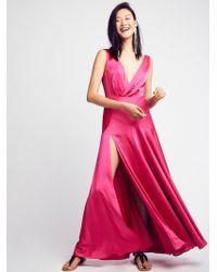 Free People - Essie Maxi Dress - Lyst