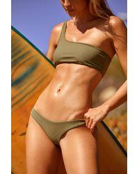 Free People - Greer Bikini Bottom By Frankies Bikinis - Lyst