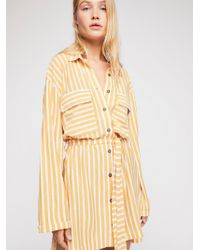 Free People - Crossroads Tunic - Lyst