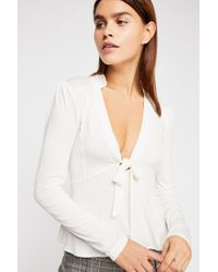 Free People - Lois Top - Lyst