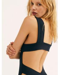 Free People - Oh She's Strappy Bodysuit By Intimately - Lyst