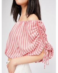 Free People - Cali Top - Lyst