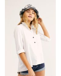 70d63826f Free People - We The Free Every Way You Go Top - Lyst