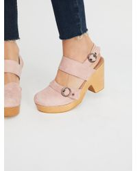 Free People - Park Circle Clog - Lyst