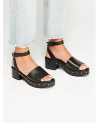 Free People - Stand By Me Platform Sandal By Seychelles - Lyst