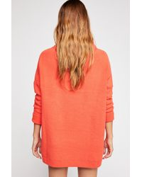 Free People - Ottoman Slouchy Tunic - Lyst