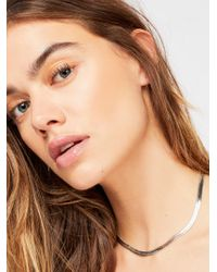Free People - Nas Chain Necklace By Vanessa Mooney - Lyst