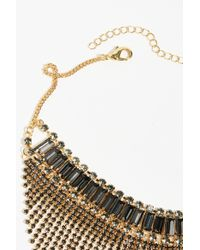 Free People - Rock City Statement Necklace - Lyst