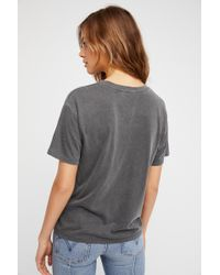 Free People - Stones Tee By Daydreamer - Lyst