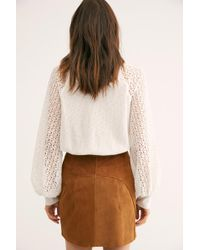 Free People - Sweetest Thing Thermal - Lyst