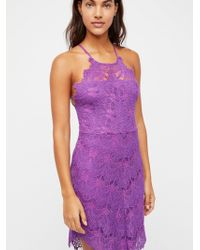 Free People - She's Got It Slip - Lyst