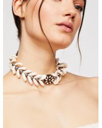 Free People - Mermaid Choker - Lyst