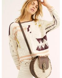 Free People - Oak Street Saddle Bag By Fp Collection - Lyst