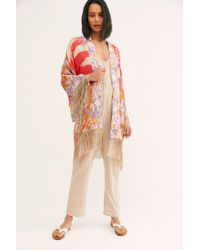 Free People - Willow Short Kimono By Spell And The Gypsy Collective - Lyst