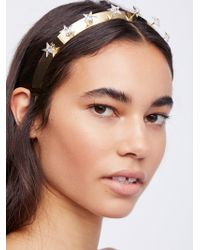 Free People - Celest Prong Crown - Lyst