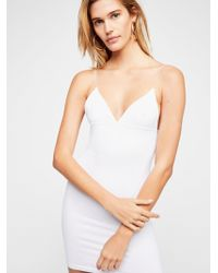 Free People - Skinny Strap Bodycon By Intimately - Lyst