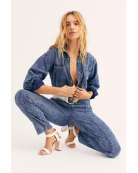 Free People - Ari Coverall - Lyst
