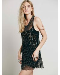 Free People - Verona Slip Seamless Mini - Lyst