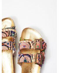 Free People - Bali Footbed Sandal - Lyst