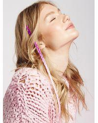 Free People - Dip Dye Hair Extension - Lyst