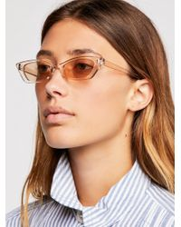 Free People - When In Rome Sunglasses - Lyst