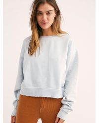 Free People - Cool Rider Pullover - Lyst