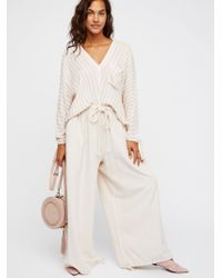 Free People - No Joke Jogger - Lyst