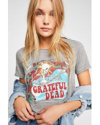 ca5d79e4b Free People - Grateful Dead Tee By Chaser - Lyst