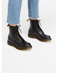 Free People - Dr. Martens 1460 Lace-up Boot - Lyst