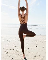Free People - Chakra Bodysuit By Fp Movement - Lyst