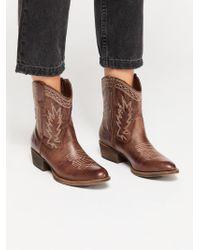 Free People - Vegan Ranch Boot - Lyst