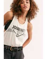 Free People - Center Stage Studded Belt - Lyst