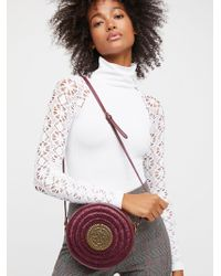 Free People - Tambourine Roundy Bag - Lyst