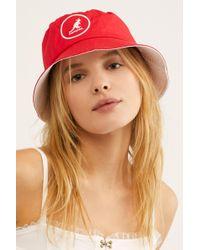 Free People - Kangol Cotton Bucket Hat - Lyst