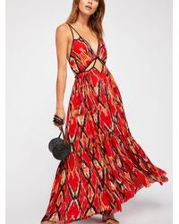 Free People - Fp One Bird Of Paradise Maxi Dress - Lyst
