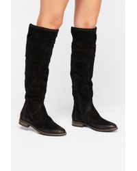 Free People - Bently Tall Boot By Miz Mooz - Lyst