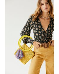 Free People - Sydney's Printed Top - Lyst