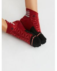 Free People - Exhale Roll Sport Sock - Lyst