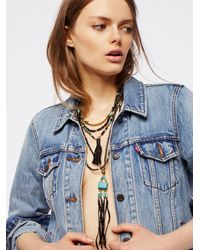 Free People - Sun Ceremony Layered Necklace - Lyst