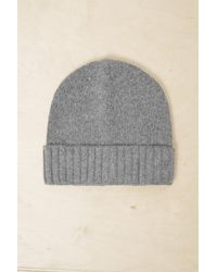 French Connection - Supersoft Wool Beanie - Lyst
