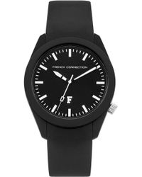 French Connection - Silicone Watch - Lyst