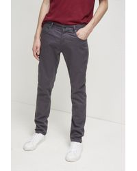 French Connection - Machine Gun Stretch 5 Pocket Trousers - Lyst